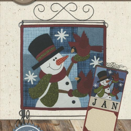 Little Quilts Squared kits
