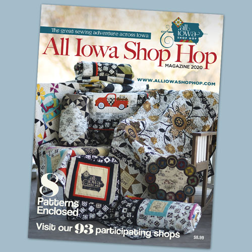 2020 All Iowa Shop Hop