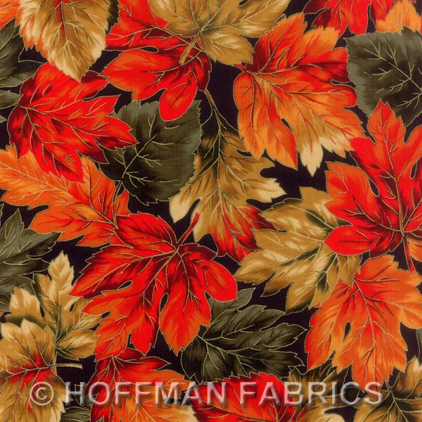 Autumn and Fall fabrics